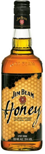 Jim Beam Bourbon Honey 750ml